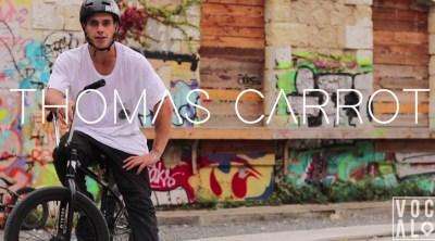Thomas Carrot Vocal BMX