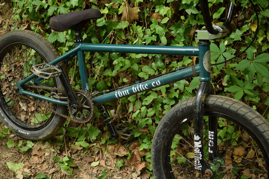 FBM BMX Cody Diggs Bike Check