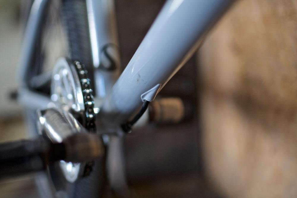 Bobbie Altiser BMX bike Check Standard Bykes