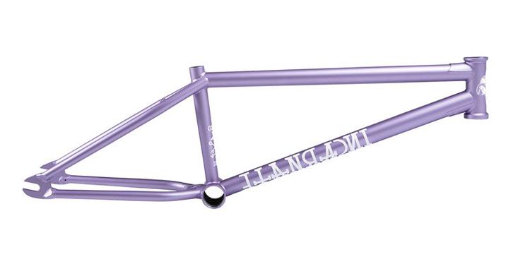United BMX Incarnate Frame Lilac BMX