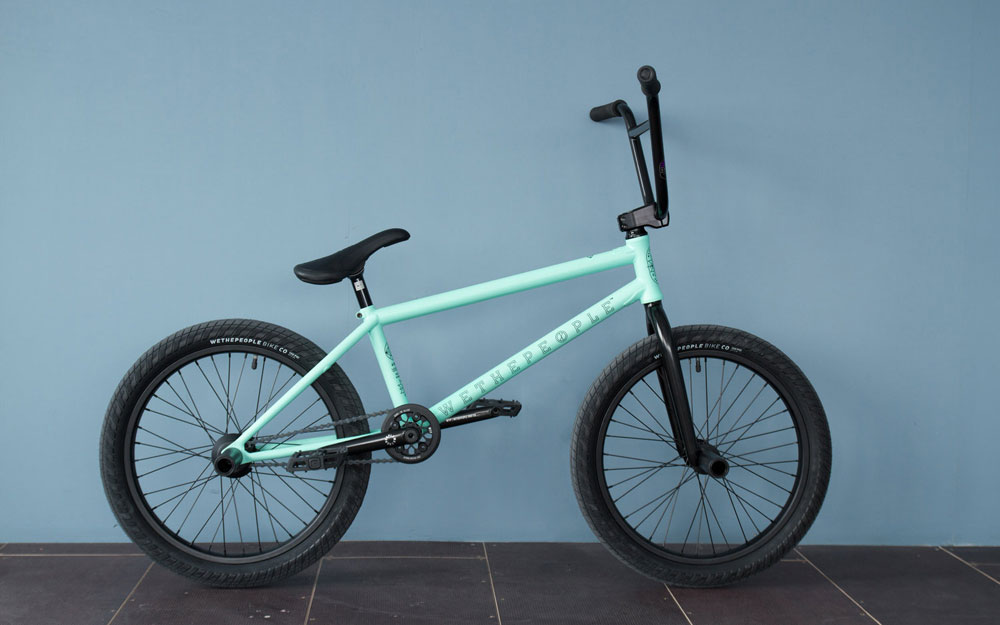 Wethepeople BMX Ed Zunda BMX bike Check