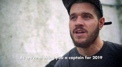 Isaac Lesser Battle of Hastings BMX Captain