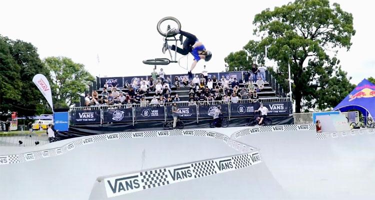 Colony BMX Sessions Vans BMX Pro Cup