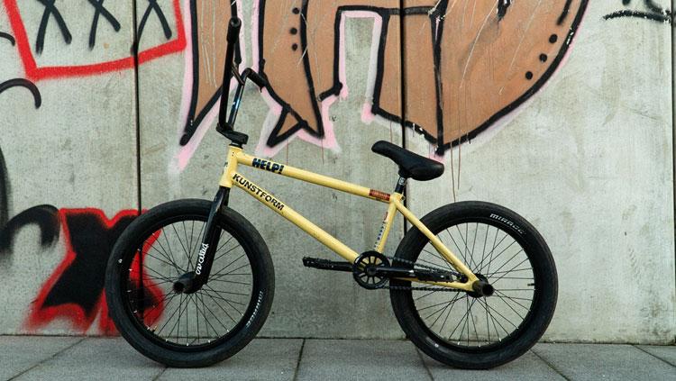 Kink BMX – Artur Meister Bike Check
