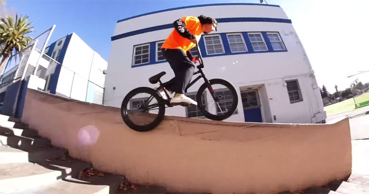 Diego Bravo I Eat BMX Video