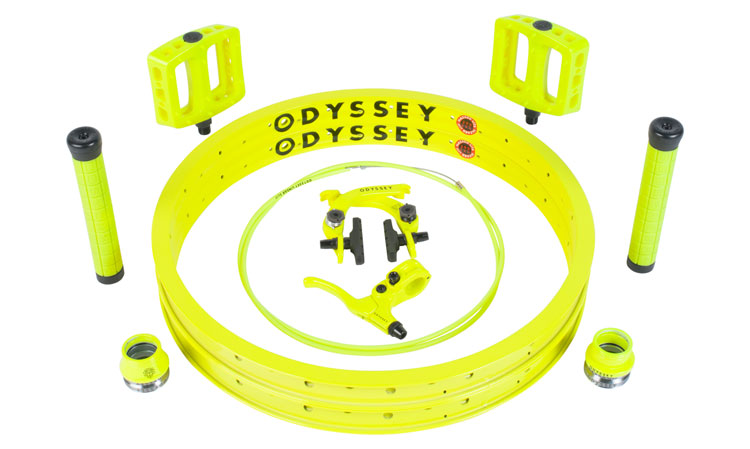Odyssey – Fluorescent Yellow Kit