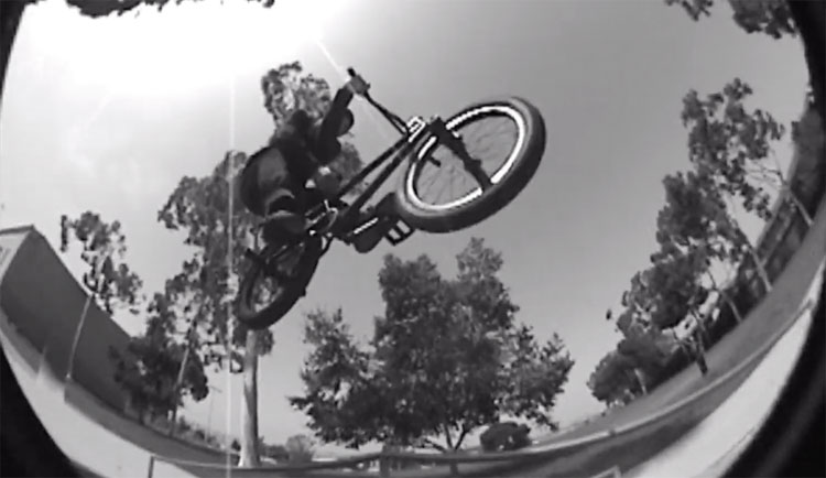 Stranger BMX NUG video