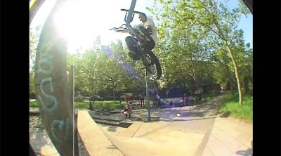 Tempered Good Times Are Killing US BMX video
