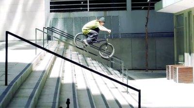 Focalpoint BMX Seize The Streets BMX video