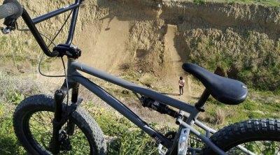 Fingers Crossed BMX Bikes