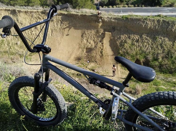 Fingers Crossed BMX Bike Video