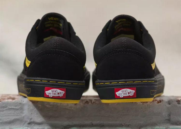 Vans BMX Larry Edgar Old Skool Pro BMX Shoe