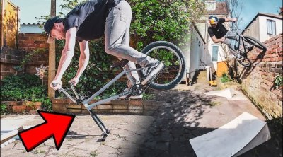 BMX Tricks You Can Learn At Home