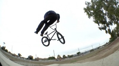 Eighties Bike Co Gaspar Guendulain Bike Co BMX video