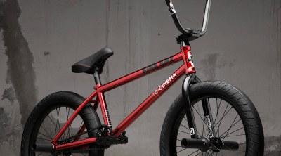 Kink BMX 2021 Nathan Williams Complete BMX bike