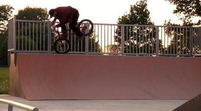 Jesse Trnka BMX video