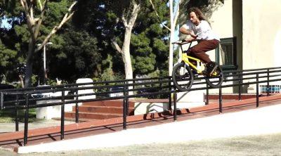 Subrosa Brand Joris Coulomb Stay OM BMX video