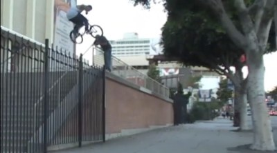 Facad Clothing As One Intro BMX video
