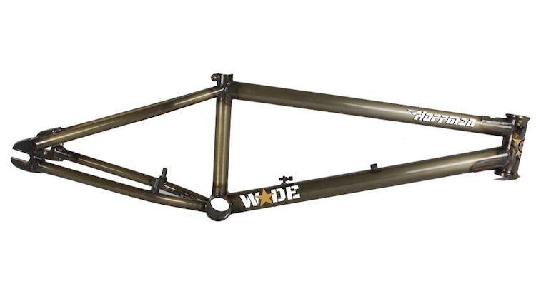 Hoffman Bikes Morgan Wade Signature Frame BMX