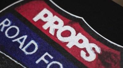 Props Road Fools t-shirt