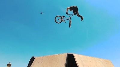 Free Agent BMX The Backyard BMX video