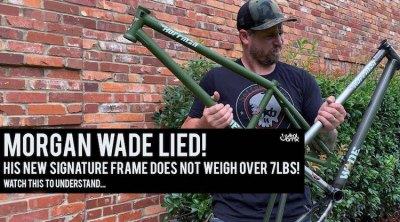 Morgan Wade Hoffman Bikes Wade Frame