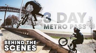 Red Bull 3 Day Metro Pass BTS