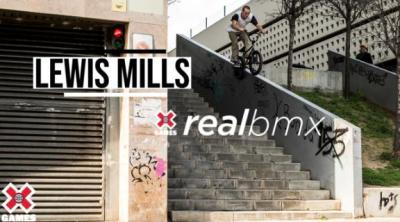 Lewis Mills X Games Real BMX 2020