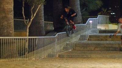 Primo Miki Fleck Spanish Dream BMX video