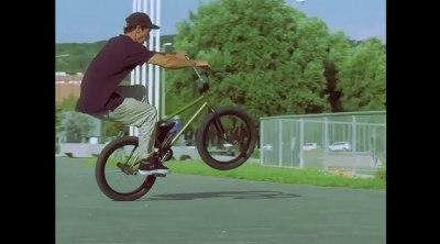 Max Bespaliy Instagram Compilation BMX video
