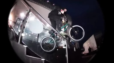 Mike Attewell 2020 BMX video
