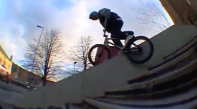 Not Another Bloody Web Edit BMX video
