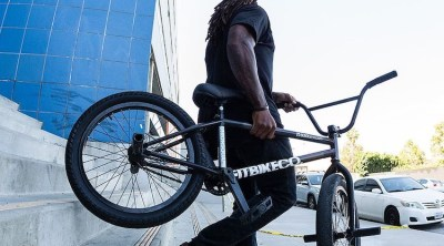 Brad Simms Off Fit Bike Co BMX