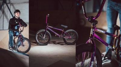 Dylan Hessey Video Bike Check BMX