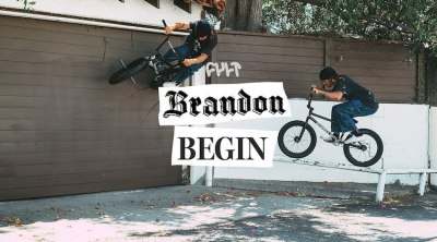 Cult BMX Brandon Begin 2021 BMX video