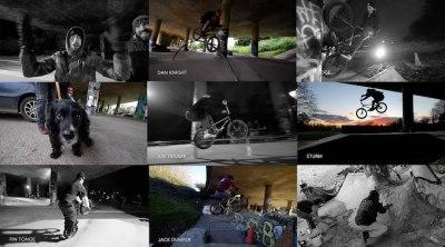 Curbaside BMX video