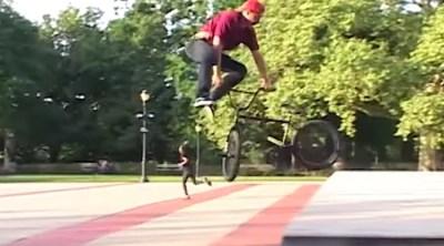 Wethepeople BMX Dillon Lloyd Buck Frame promo BMX video