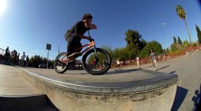 BMX Dice Justin Schual
