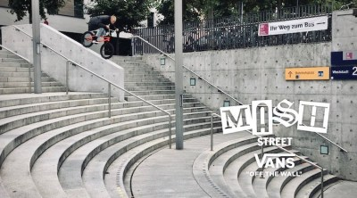 Vans BMX Mash Street Video