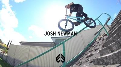Eclat BMX Josh Newman 2021 Video