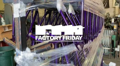S&M Bikes Factory Fridays Steel Is Real