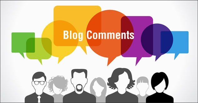 blog comment