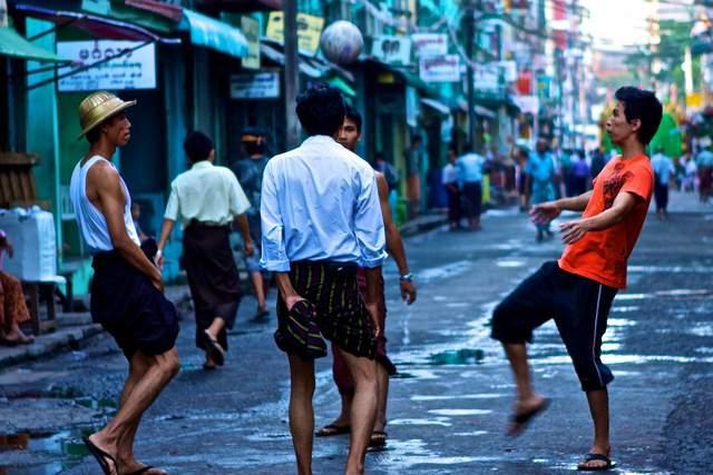 Myanmar Tours