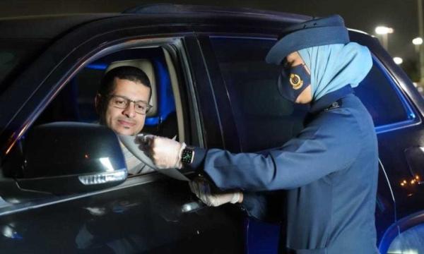 الإدارة العامة للمرور تشارك في أسبوع المرور العربي بحملات توعوية