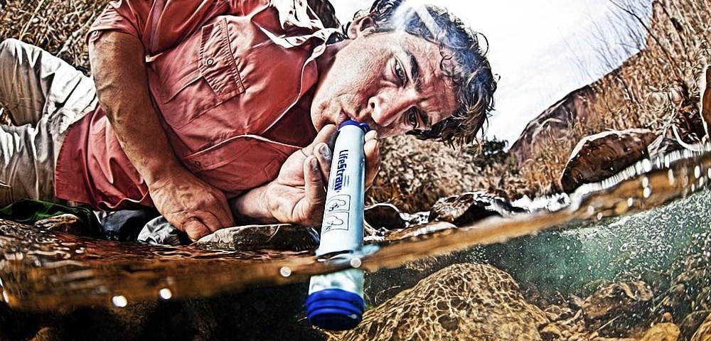 Фильтр LifeStraw - чистая вода за считанные минуты