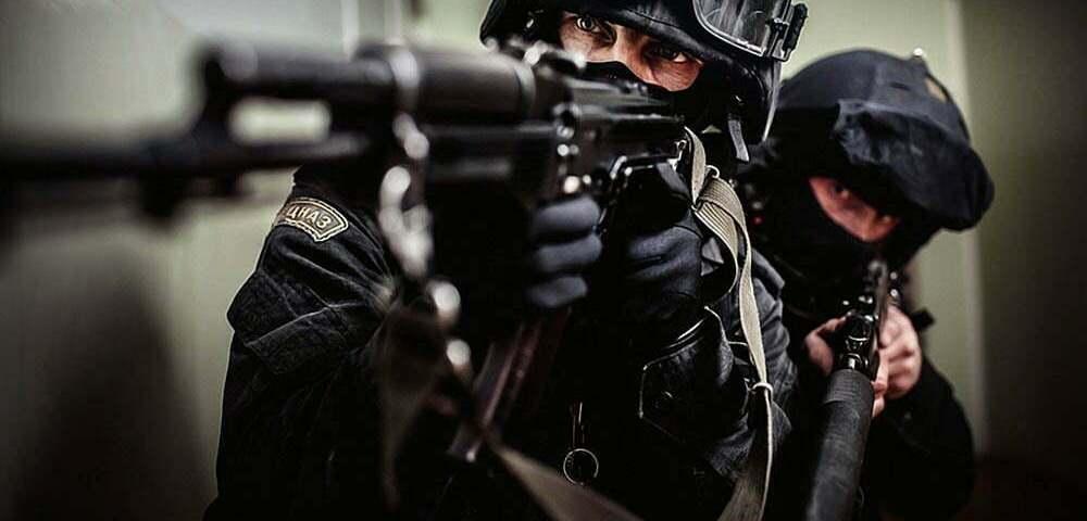 Элита войск - спецназ. Подготовка разведчика-диверсанта