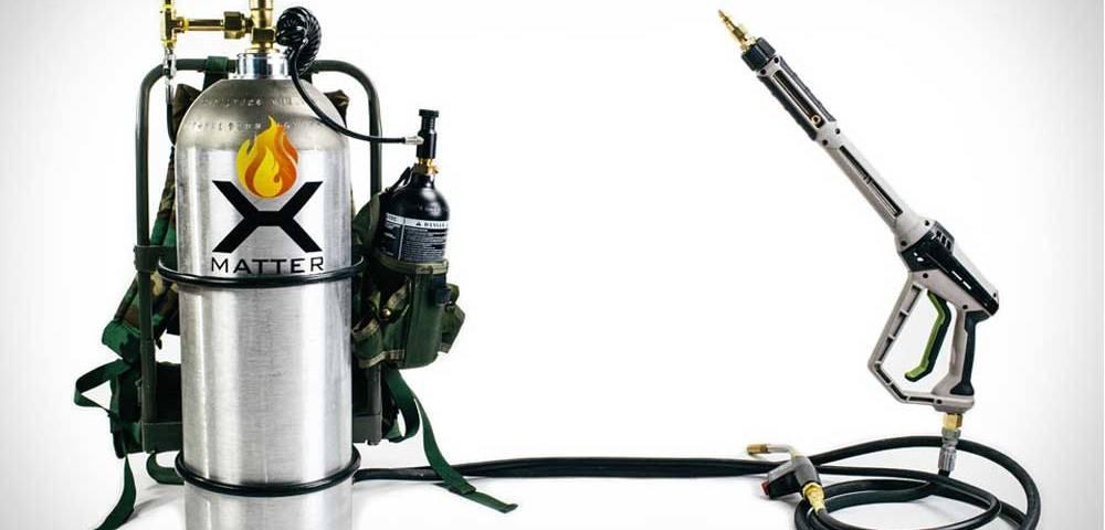 Ранцевый огнемет XMATTER X15