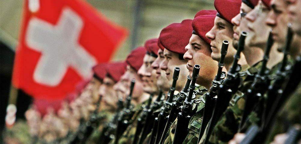 Армия Швейцарии. Вооруженные силы, в которых служат по 30 лет