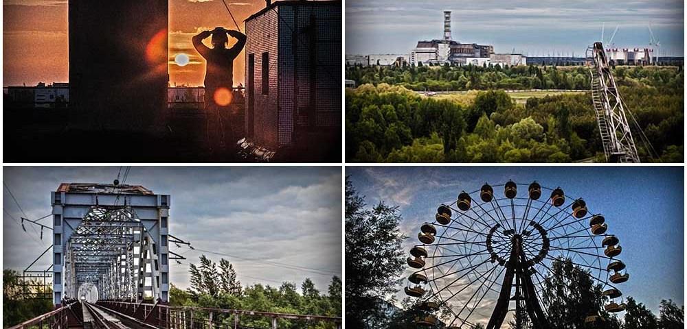 Большое фотопутешествие в Чернобыль и Припять (198 фото)