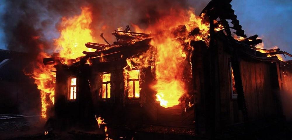 Правила поведения при ЧС: Пожар